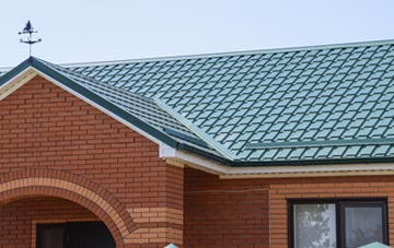 classic Tang Hall metal roof design