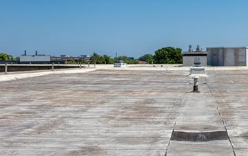 Tang Hall commercial flat roofing