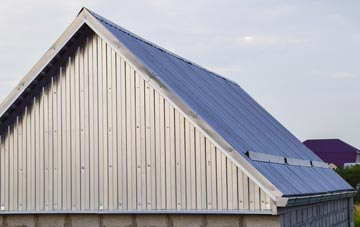 disadvantages of Tang Hall corrugated roofing