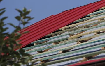 Tang Hall corrugated roofing costs