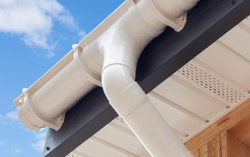 Tang Hall gutter installation costs