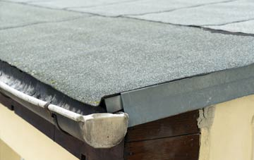 repair or replace Tang Hall flat roofing?
