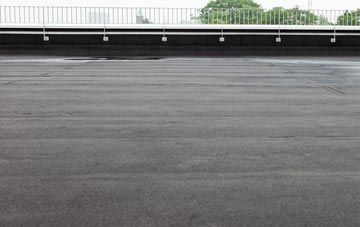 Tang Hall asphalt roof replacement