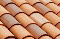 Tang Hall clay roofing